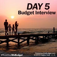 Budget Interview