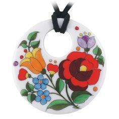 Contemporary Decorative Art, Naive Art, Hungary, Flower Art, Folk Art, Diy And Crafts, Jewelery, Polymer Clay, Objects
