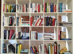 The Anobii office library