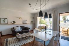 A true hidden gem - stay in this beautifully designed, remodeled apartment in Strand, Cape Town
