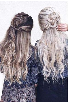 Simple and gorgeous hairstyles for 2016