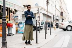 The Locals — The Locals – Street Style from Copenhagen and elsewhere Skirt And Sneakers, Sneakers Street Style, Best Pants For Men, Mafia, Paris Mode, Street Style Women, Autumn Winter Fashion, Nice Dresses, Fashion Outfits