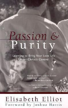 A book I read nearly every since I was 20 years old. Reminds me of the commitment to purity and most importantly my commitment to making God's name known in every area of my life. Worth your time and a cup of coffee!