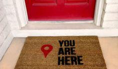 Imaginative Doormats Which Will Bring You Joy