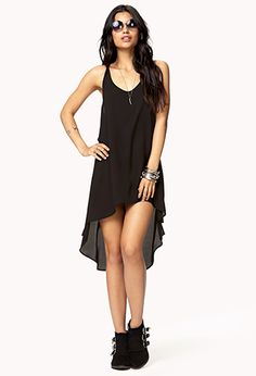 Summer Nights High-Low Dress | FOREVER 21 - 2075173010