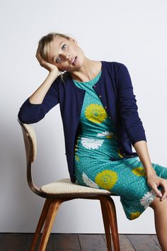 Boden Dress - love this but sheath dresses never fit my body.