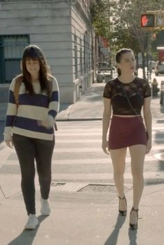 In Praise of Broad City Ilana's Style -- The Cut