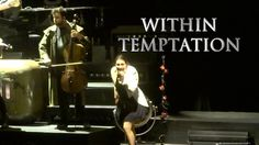 WITHIN TEMPTATION LIVE -PARADISE- HD SOUND, feat. Tarja, Oosterpoort, Th...