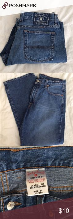 Men's Lucky Classic Fit Jeans Men's Lucky Classic Fit Jeans. Excellent preloved condition.  34w/30l Lucky Brand Jeans Relaxed