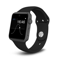 3ff7a38e56f 2016 Lemfo LF07 Bluetooth Smart Watch HD Screen Support SIM Card Wearable  Devices SmartWatch For IOS