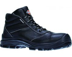Dickies Fractus Safety Boot (Sizes 3-12) -  Black