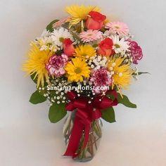 #Spring #flowers from your #Middlefield #Ohio #Florist #SantamaryFlorist #Mothersdayflowers #Easterflowers