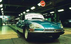 The last Citroën DS