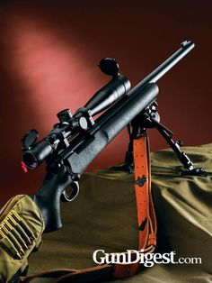 The Ever-Evolving M24 Sniper Rifle