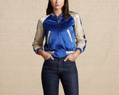 Levi Strauss & Co.  STYLE # 195230001 CLIMATE SEAL BOMBER JACKET