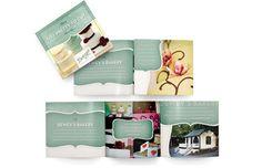Dewey's Bakery Wedding Brochure