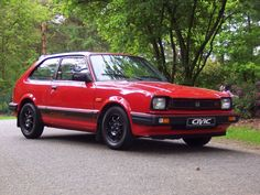 Honda Civic S 1982 - My Dad had one of these back in the 80s. I loved it.