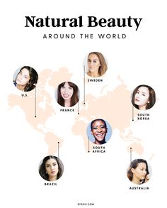 Whether we realize it or not, the beauty standards set by the country we live in have a massive effect on our taste in trends. Whilestrobingand shag haircutsare big here in the...