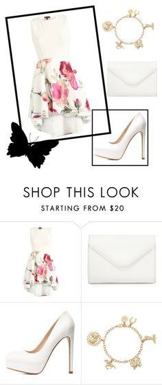 """""""Spring is Here"""" by musicqueen72 ❤ liked on Polyvore featuring Neiman Marcus, Charlotte Russe and Liz Claiborne"""