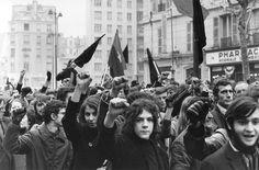¿Nuevo Mayo del 68 en Europa?
