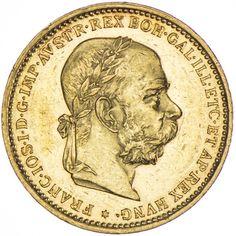 20 Kronen 1900 Kaiserreich Franz Joseph I. 1848 - 1916 Gold,  =SELTEN=