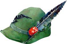 Il cappello Alpino