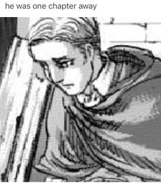 SNK 85, erwin was one chapter away from figuring out what was in the basement
