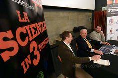 Famelab 2015 a Perugia, come raccontare la scienza in tre minuti