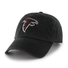 NFL Atlanta Falcons Breast Cancer Awareness Clean Up Cap Black One Size >>> You can get additional details at the image link.