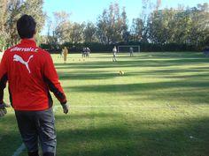 Football pitch in Benicasim