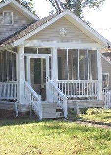 Image Result For Small Mobile Home Porch With Enclosed Windows