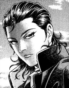 Battle Royale - Kiriyama (say what you want, I still love him. Battle Royale Manga, I Still Love Him, Favorite Person, Drawing Reference, Anime Love, Manhwa, Manga Anime, Old Things, Drawings