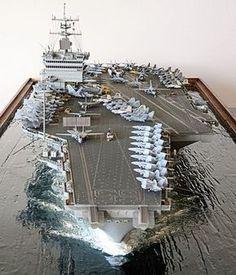 USS Enterprise: Fully loaded | Finescale Modeler Magazine