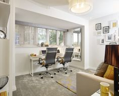 """4 bedroom property for sale in """"The Aylesbury"""" at Welton Lane, Daventry Marketed by Crest Nicholson - Fallowfields at Monksmoor Park. Contemporary Bedroom, New Builds, Property For Sale, New Homes, House Design, Table, Furniture, Park, Home Decor"""