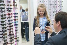 Dobromilka si vyskúšala prácu vo FOKUS očná optika