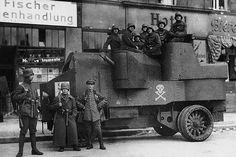 garford putilov armoured cars were a type of armoured fighting vehicle ...