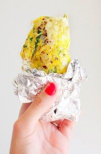 Grab-and-Go Omelette in a Baggie | 23 Grain-Free Breakfasts To Eat On The Go