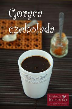Gorąca #czekolada z #chili - #przepis na pyszny, rozgrzewający napój.  http://pozytywnakuchnia.pl/goraca-czekolada/  #deser #kuchnia