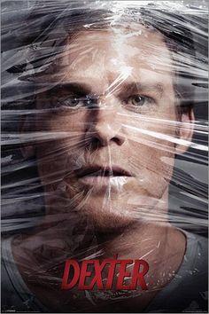 Poster von Dexter - Shrinkwrapped