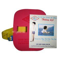 Phao lưng tập bơi trẻ em là sản phẩm phao được làm bằng xốp chất lượng cao được sản xuất bởi Thắng Lợi dùng trong luyện tập bơi chuyên nghiệp