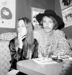 John & Michelle Phillips/The Mamas and The Papas