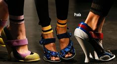 Prada-Spring-2014-Shoes. I want it all!