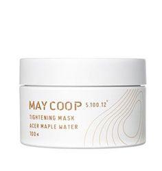 For Thirsty SkinWe've never met a sleeping mask we didn't like, but this one packs some serious power into its formula. May Coop's tightening mask has the usual collagen, peptides, and ceramides that help firm up skin, but the most intriguing ingredient is something called maple water. It's s