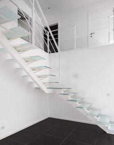 Escalier 48 - Lauridant, escaliers contemporains