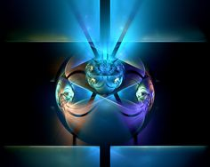 Holographic Fractal Projector by `CygX1 on deviantART