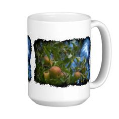 Apples 5 Grunge Coffee Mugs from Florals by Fred #zazzle #gift