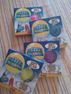 👶 Wonder-WOW-Mam 🍼: I nostri Maxxxi Balloon!!  Vi ricordate la collabo...