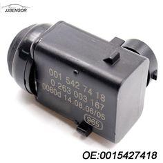 New Parking Distance PDC Sensor 0015427418 For Mercedes-Benz W203 W209 W210 W211 W220 W163 W168 W215 W 251 S203 C203