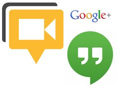Use Google Hangouts to talk to other classrooms of kids