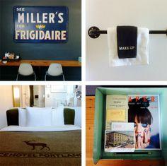 Ace Hotel, Portland - (pikkuseikkoja) | Lily.fi